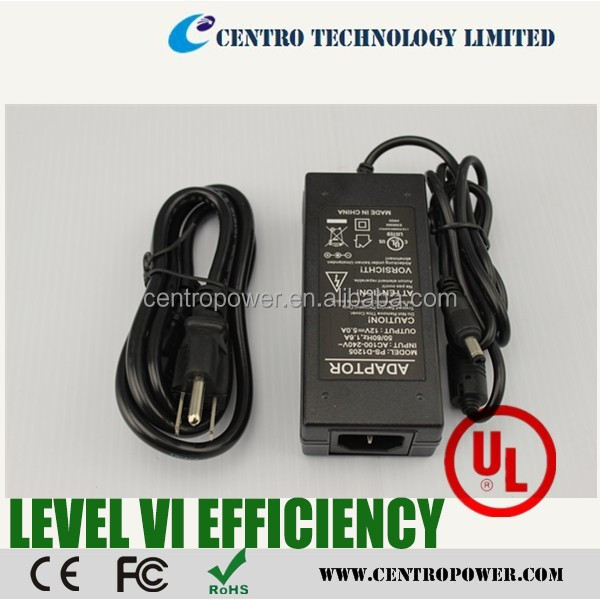12V 5A AC DC adapter 12 volt 5 amp power supply 12 volt 5 amp constant voltage current LED driver