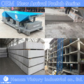Lightweight concrete hollow Wall panel extruder machine