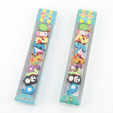 INTERWELL EB1626 Promotional Eraser, Free Cute Animal Shaped Erasers