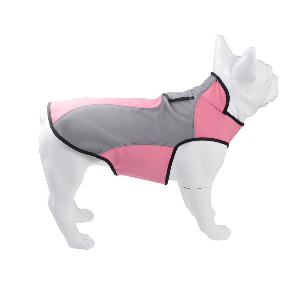 Outdoor Jackets-way stretch material soft and comfortable pet clothes dog