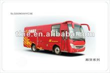 New designed heavy duty 8 meter SLG5090XXYC3E Cargo Van