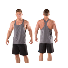 Sublimation high quality mens stinger singulett, großhandel benutzerdefinierte stringer gym tank top
