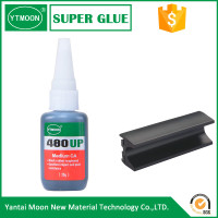 black rubber glue for tires