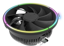 Darkflash 2019 Top flow pc cooling <strong>RGB</strong> light air cooler