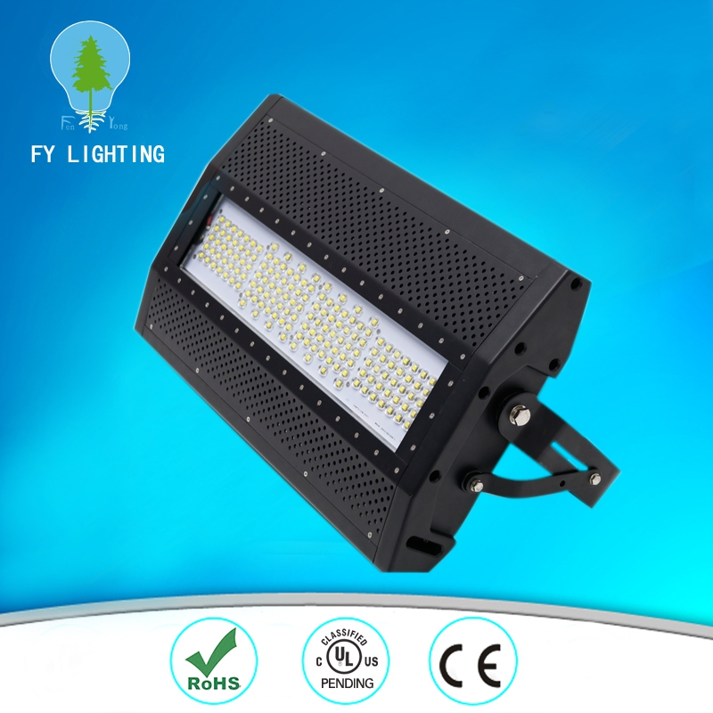 Ip66 waterproof 130lm/w mini 400w led stadium light for soccer field