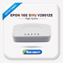good quality epon onu V2801ZE compatible with huawei 8fe sfp epon onu