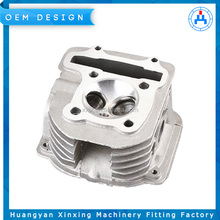 customized high precision Motorcycle cylinder head motorcycle spare part