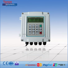 white wall mount ultrasonic flow meter new innovative product in china