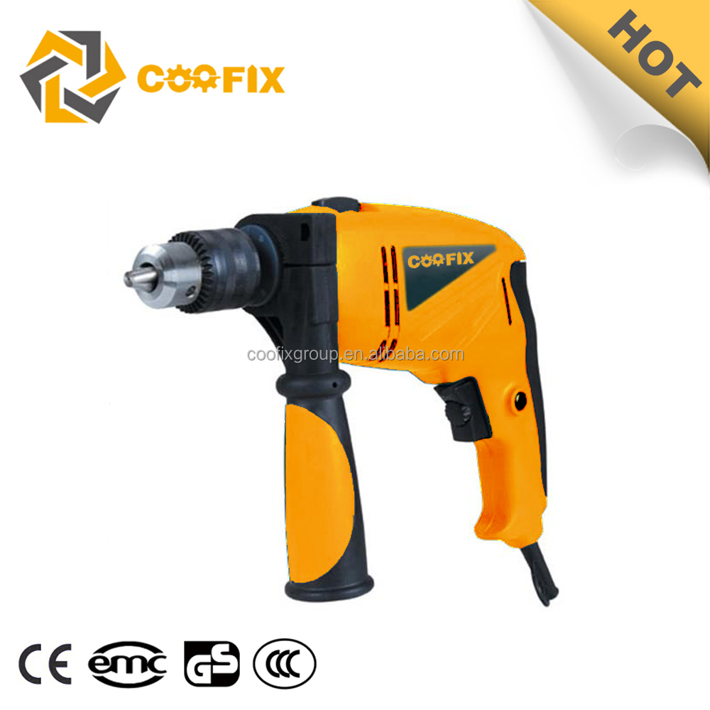 "CF7132 650W 1/2"" 13mm hand tools for building constr power craft cordless dril brick making machine"