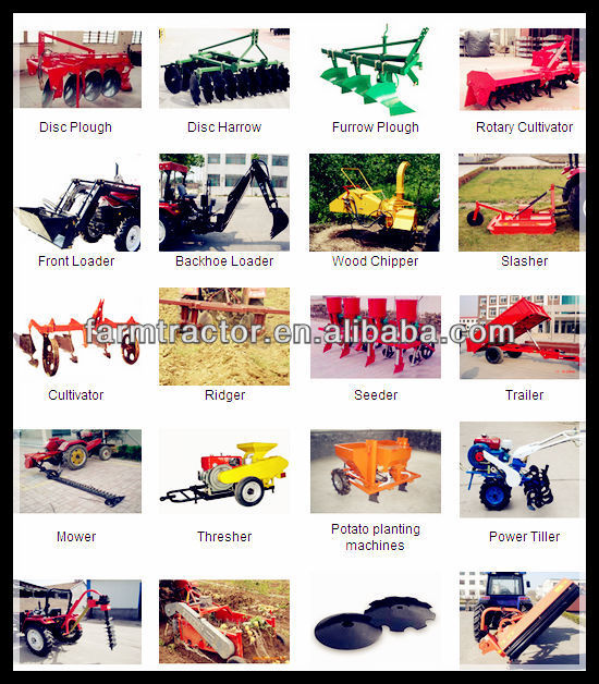 High quality best quality hydraulic tractor