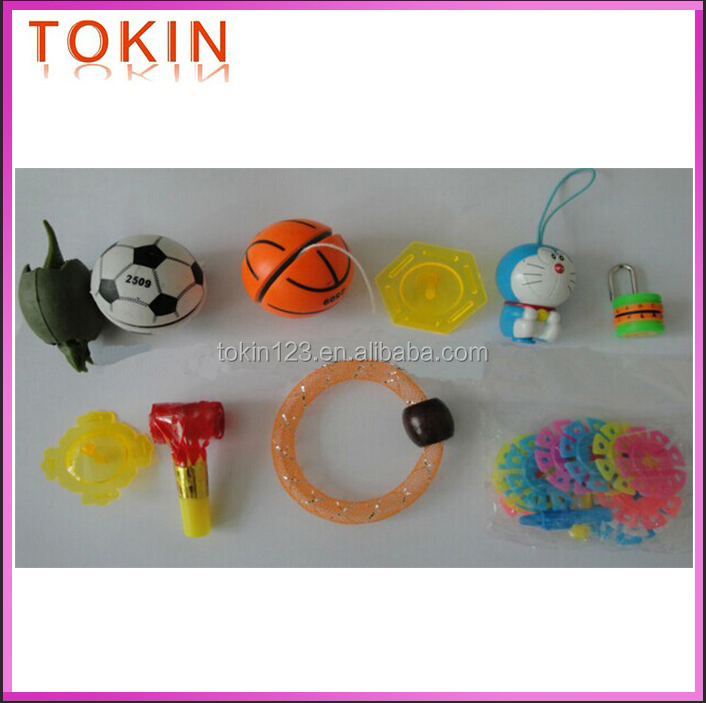 promotional vending machine plastic capsule toys for kids
