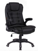 swivel chair/leather office chair/club chair P-521