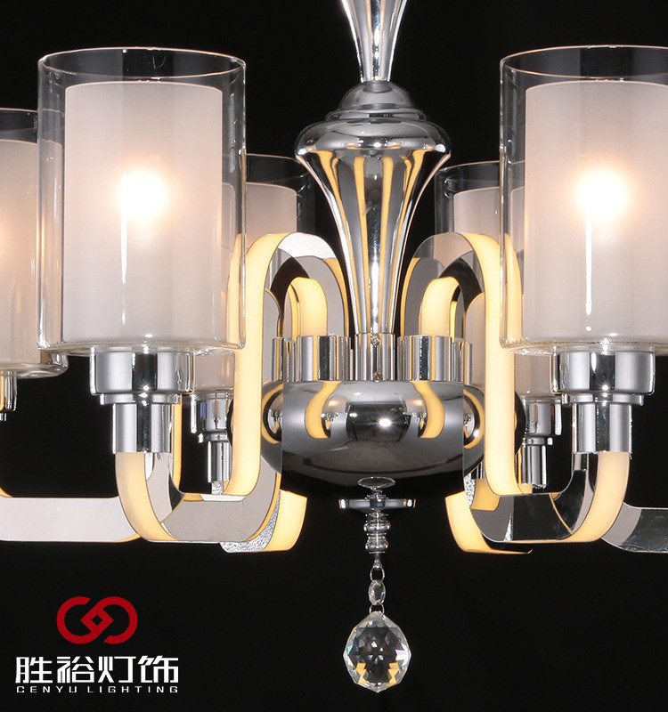 new Die casting flower type european chandelier lamp wall light pendant light candle light
