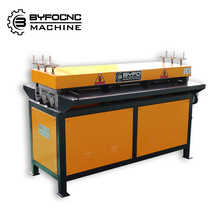 high quality hvac groove beader, auto duct line beading machine for sale