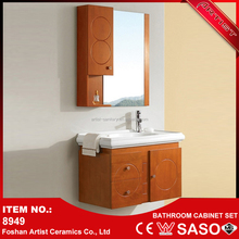 Promotion Product Bathroom Wash Basin Dressing Mirror Cabinet