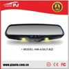 "4.3"" OEM Car Rearview Mirror Monitor, OE Rear View / Backup Parking Assistant W/ EC Auto Dimming & Reading Light(HM-430LT-AD#91)"