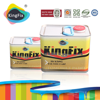 KINGFIX Brand cheaper prices 2k acrylic clear lacquer