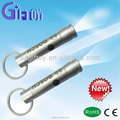LED UV light with customer logo /led keychain Practical and inexpensive