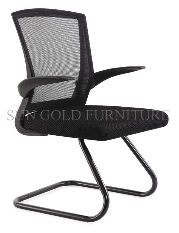 Wholesale portable office ergonomic desk chair for guest made in China(SZ-OCW80)