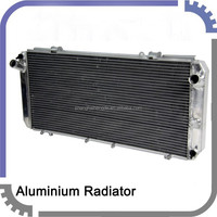 high quality FOR TOYOTA MR2 SW20 90-99 turbo aluminum auto radiator