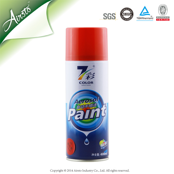 Attentive Service Aerosol Spray Paint MSDS