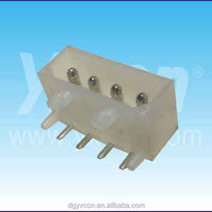 China factory price 4 pin snappable wafer connector