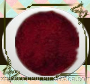 Mordant Red 15 dyestuff Acid Chrome Pink 3BM dye for fur and wool