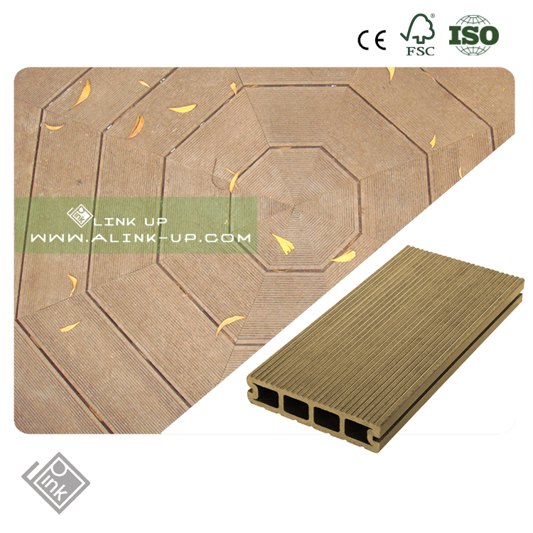 WPC Fencing WPC Floor Outdoor WPC Decking garden decking