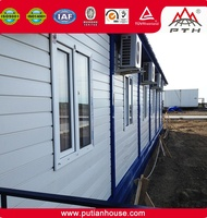 China luxury expandable container house
