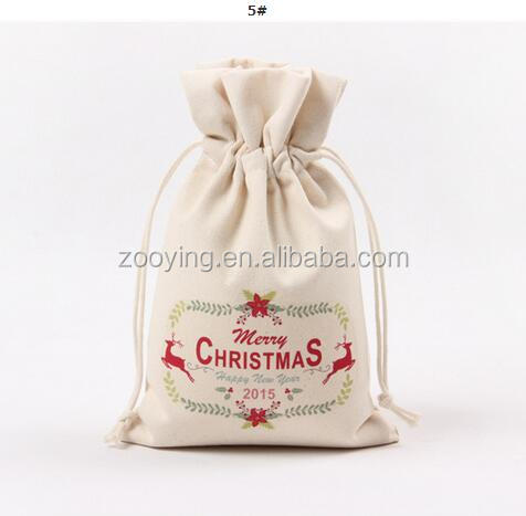 home supplies draw cord storage Christmas inspired Gift Bag