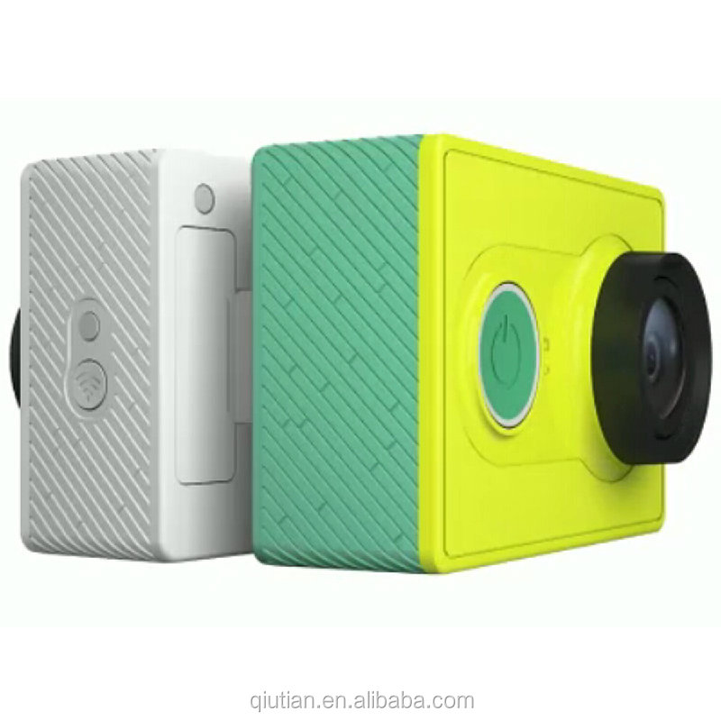 Xiaomi Action Sport Camera WIFI Bluetooth 4.0 Outdoor Camcorder Waterproof Case For Xiaomi Yi Camera Travel/Basic Edition