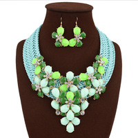 Fashion New Design Colors Gems Women