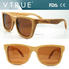 Famous Brand Wood Sunglasses Supplier Wholesale ,Wood and Bamboo Sunglasses OEM factory