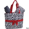 Hot sell fashion tote diaper wet bag for baby care