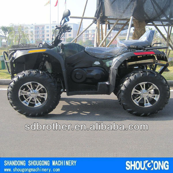 ATV with EEC,quad,4x4 .farm ATV 500cc EPA