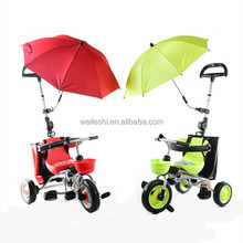 Children pedal bicycle 3 wheels kids tricycle toys vehicle,foldable baby tricycle
