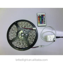 2015 Super Bright 5m/kit 300 LED Strip 5050 12V Flexible Light led strip rgb