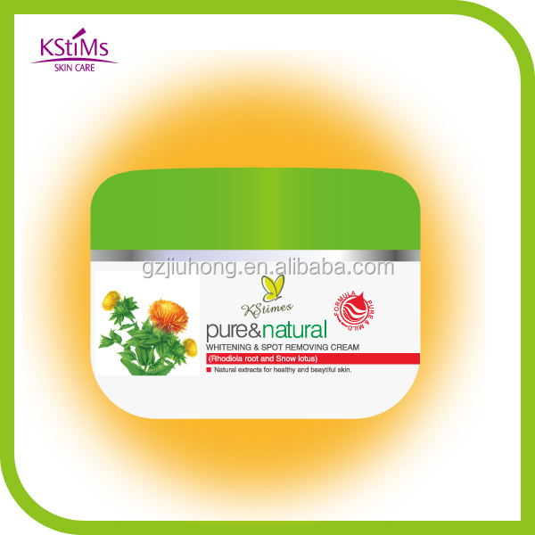 KStimes Pure Natural Whitening & Spots removing cream