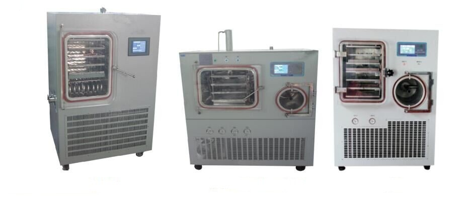 TPV-F series freeze dryer