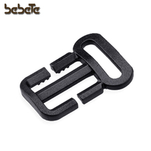 China wholesale top quality plastic side release buckle for backpacks