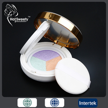 OEM/ODM super quality easy to wear face whitening sunscreen air cushion BB/CC cream create custom logo foundation