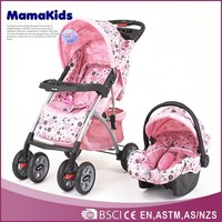 new stlye shopping mall see baby stroller 3-in-1