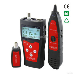 Network&LAN Cable Tester and wire finder Cat 5-7 & ethernet NF300 wire locator