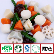 IQF Frozen mixed vegetable