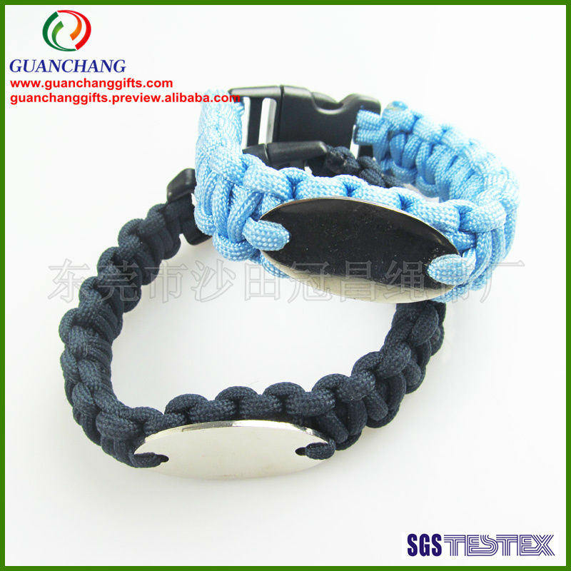 custom woven wristbands,polyester bracelet