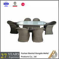 Outdoor Poly Rattan Garden Furniture