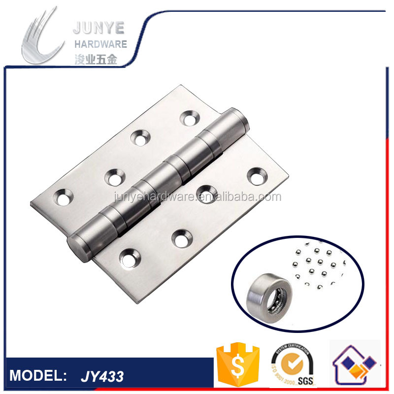 Furniture Accessories Stainless Steel 304 Door Hinge, Slow Closing Hinges For Door