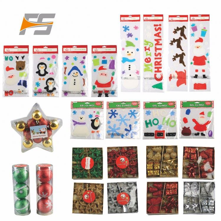 Factory Wholesale Cheap Christmas Bullet Decoration