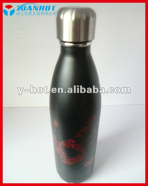 HQ Stainless steel sport water bottle