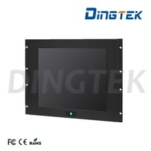P080S Stock fanless industrial embedded touch screen x86 panel pc